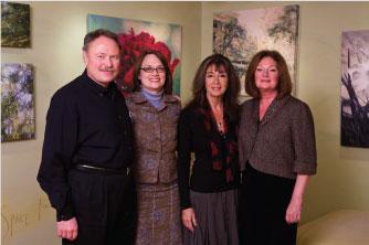 Calming Lawyers Down Through the Meditative Art of Joan Solomon