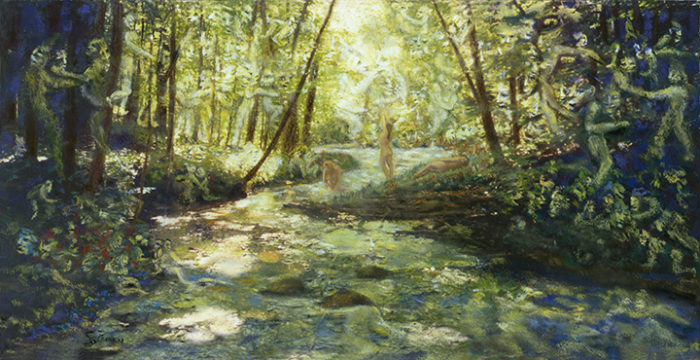 Light in the Inner Forest II